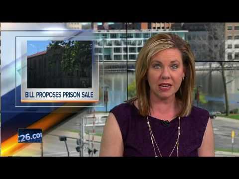 Republican legislators introduce bill to sell Green Bay Correctional Institution