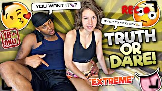 EXTREME DIRTY TRUTH OR DARE🍑🍆WITH HOT CRUSH😩😍**GONE SEXUAL😳**