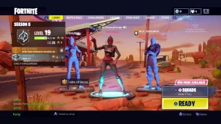FORTNITE GIFTING SYSTEM!! (Downtime)