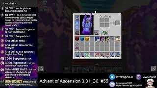 Minecraft ~ Advent of Ascension 3.3 Hardcore (#55, post Medusa Light)