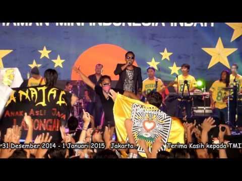 NEW PALLAPA - MARS SAUDARA NEW PALLAPA (VOC BRODIN) LIVE @ TMII JAKARTA
