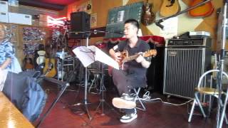 Sing and Play Guitar 2015/06/07 Blues Cafe.