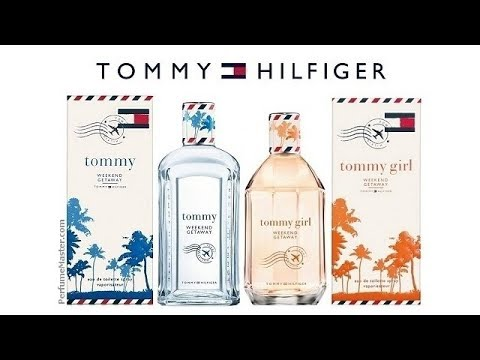 72b7fbca Tommy Hilfiger Weekend Getaway New Perfume Collection 2018 - YouTube