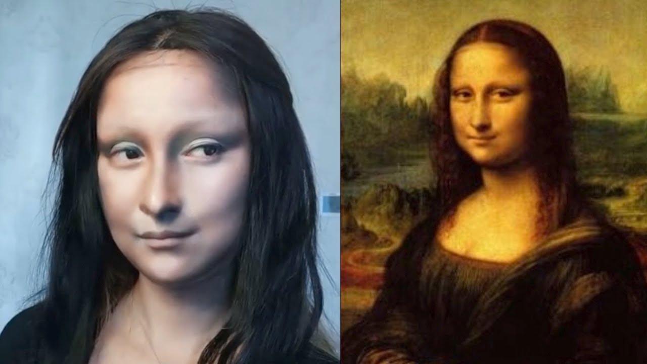 Chinese Makeup Artist Transformed