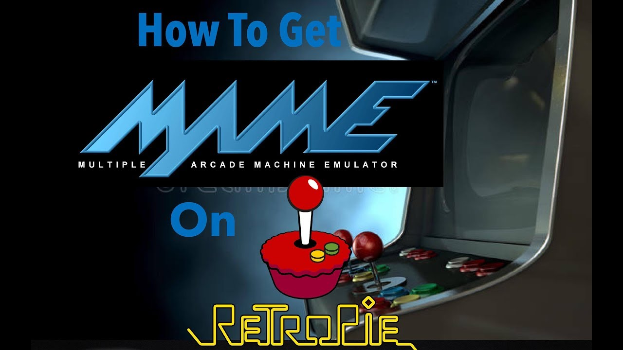 How To Get Mame Working On Retropie