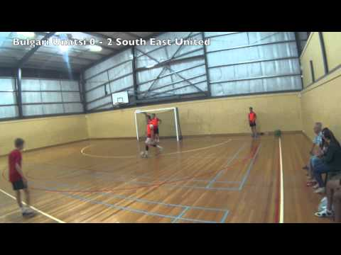 Futsal Fever   Mulgrave   Season 2   Semi Finals   Bulgari U