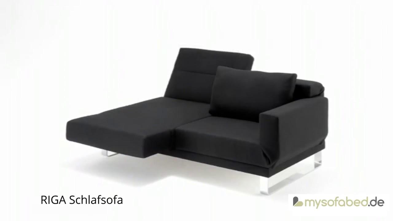 Riga Schlafsofa Von Franz Fertig Mysofabed De