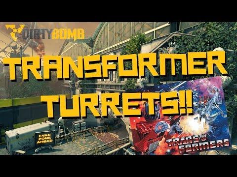 Dirty Bomb   Turret Trap!