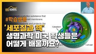 세포질과 핵 GR6(중등과정) Life Science …