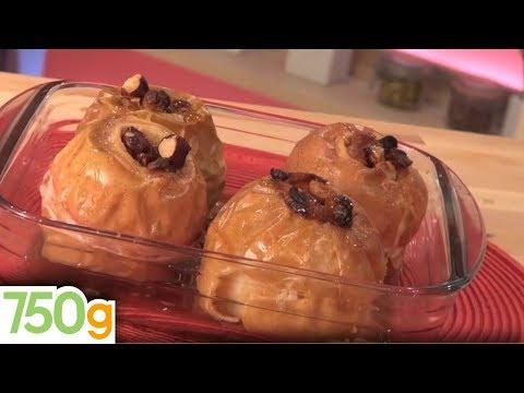 recette-de-pommes-au-four---750g
