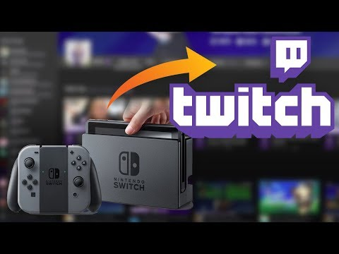 How To Stream From The Nintendo Switch! | SCf3