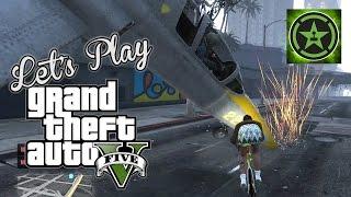 Let's Play: GTA V - Kamikaze