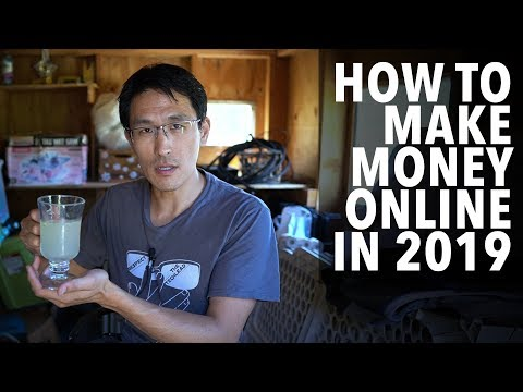 Top ways to make money online in 2019