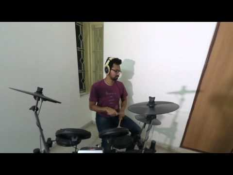Naanum Rowdy Dhan - Thangamey Drum Cover