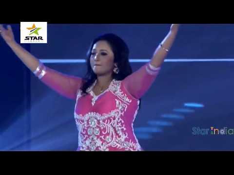 Dinesh lal&Kalpana Patowary Best songs in dubai Bhojpuri Program.