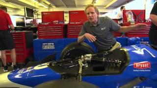 IndyCar 101 with Professor B - Throttle Safety