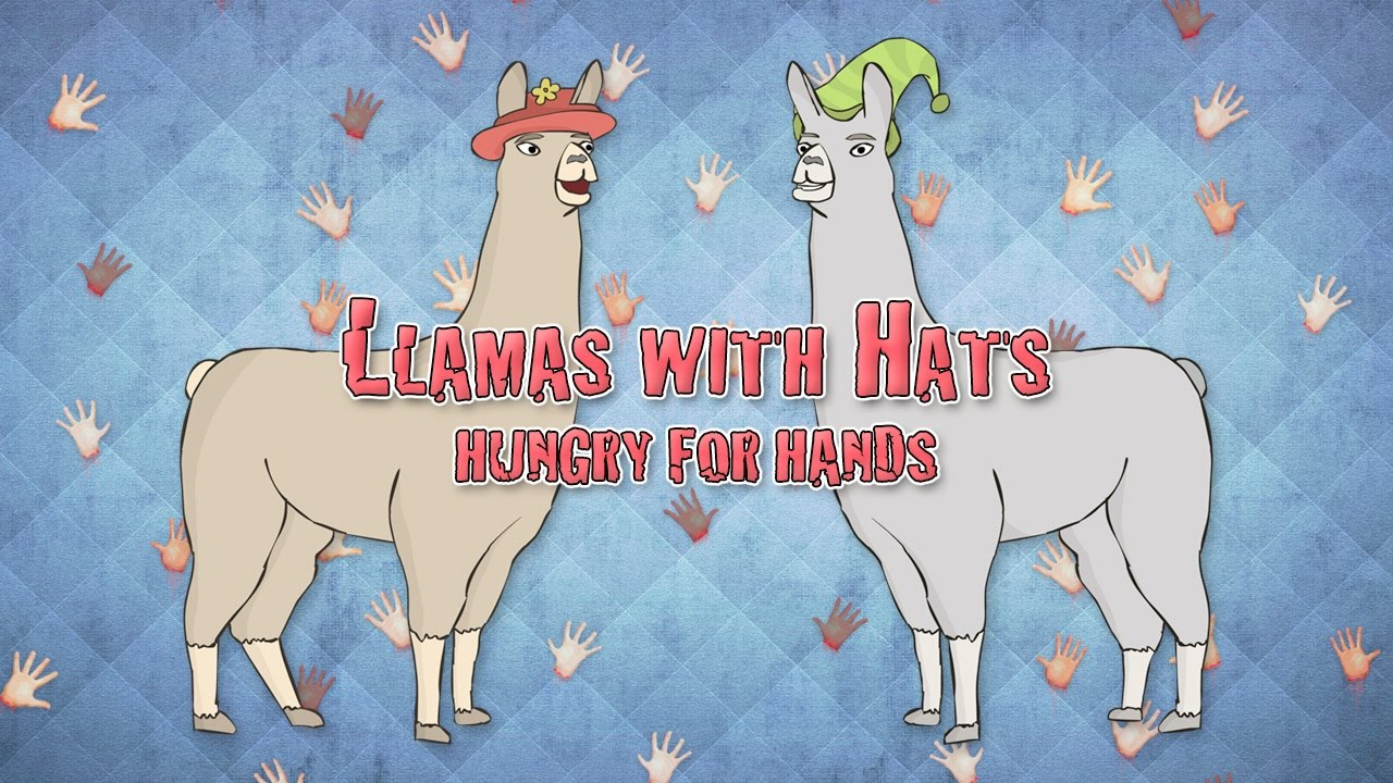 Llamas With Hats Hungry For Hands Card Game YouTube - Llamas with hats cruise ship