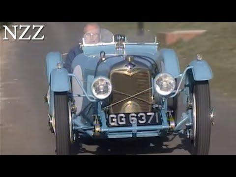 Borgward, Riley, Saurer: Autoträume der Nachkriegszeit  - Dokumentation von NZZ Format (1998)