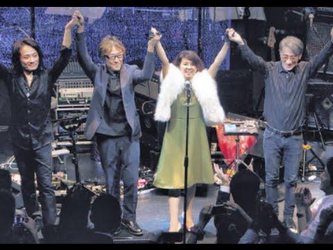 レベッカ一夜限りの奇跡の復活 NOKKOソロライブでサプライズ共演