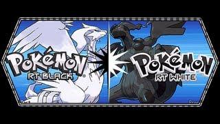 Pokemon RT Black and White Trailer Gameplay