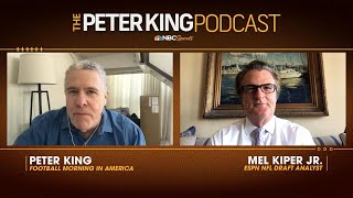 Mel Kiper Jr. shares his most difficult QB evaluation for 2021 NFL Draft | Peter King Podcast