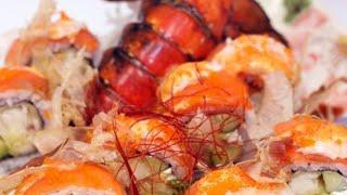 Sushi Mukbang Happy Mother's Day