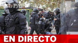 DIRECTO   Sigue la manifestación en BARCELONA