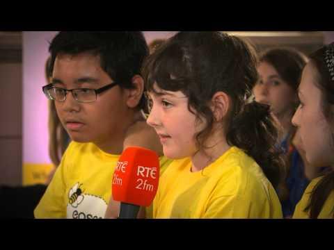 Eason Spelling Bee Final   on RTÉ 2fm