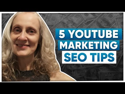 Affiliate Marketing SEO Youtube Tutorial - 5 Tips thumbnail