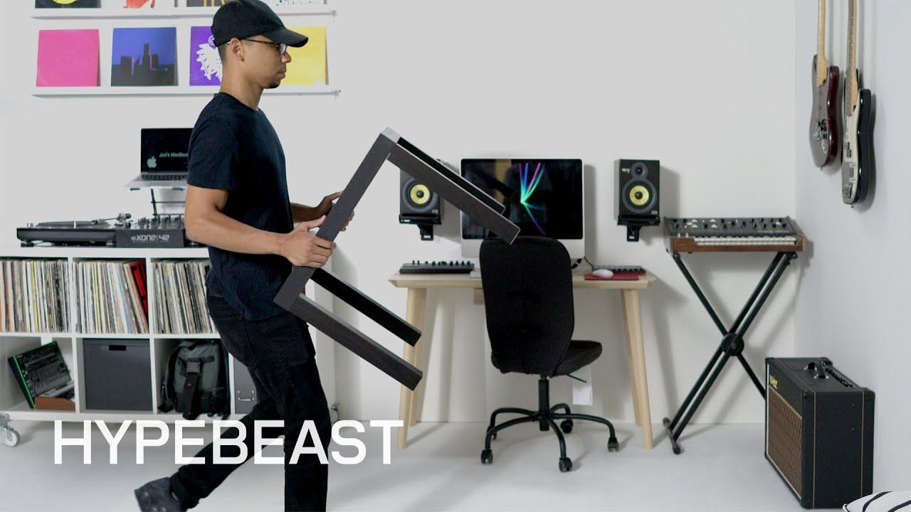 Bedroom Music Studio