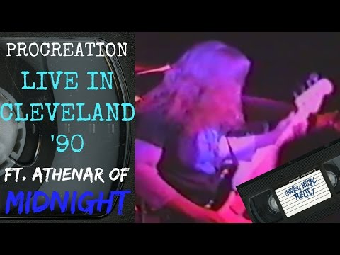 Procreation Live in Cleveland OH December 22 1990 [Full Concert]