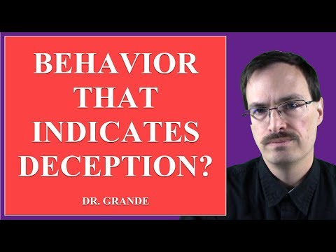 Can Nonverbal Communication Reveal Deception?