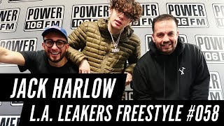 Jack Harlow Freestyle w/ The L.A. Leakers - Freestlye #058