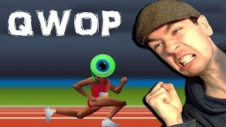 DERPY OLYMPICS | QWOP
