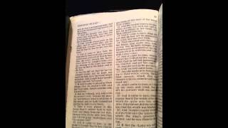 "Genesis 39:9 ""Joseph fled from temptation"" Scripture Melody"