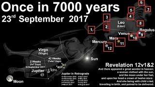 Partie 1 : Apocalypse 12 et le 23 septembre 2017 - Dr. Pierre Gilbert