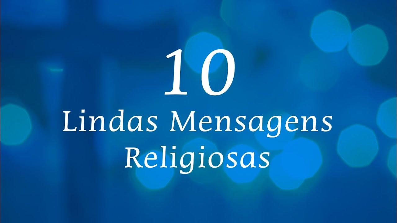 Lindos Vídeos Lindas Mensagens Oração Da Noite: 10 Lindas Mensagens Religiosas