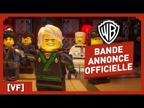 LEGO® NINJAGO®, Le Film | Bande annonce officielle #1 HD | VF | 2017 streaming vf