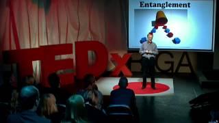 God does not play dice. Does he?: Mārcis Auziņš at TEDxRiga