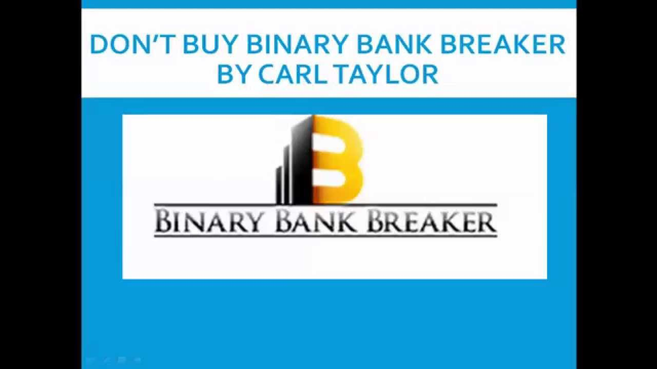 Binary Bank