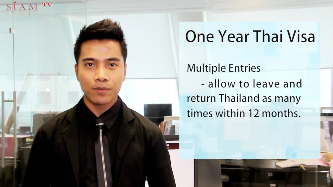 Thailand Visa Application | Siam Legal International