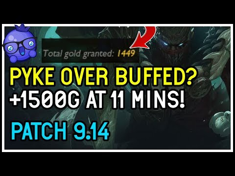 Pyke Build Guide : [9 15] Challenger Pyke Support - Videos