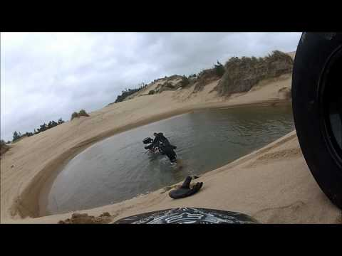 ATV Crash at Coos Bay Sand Dunes