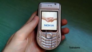 Nokia 6630 retro review (old ringtones and more)