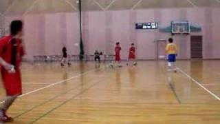 2007年5月1日(火)ハンドボール男子試合