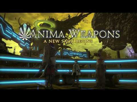 Final Fantasy XIV - Anima Quest - An Unexpected Proposal mp4