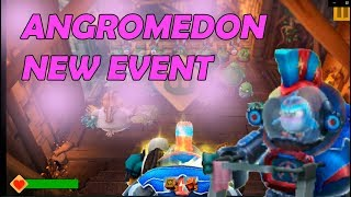 NEW EVENT | ANGRY BIRDS EVOLUTION