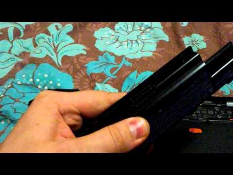 Что делать если не заряжается аккумулятор на Ноутбуке Два Способа БУДЬТЕ ОСТОРОЖНЫ!!! - Видео на ютубе