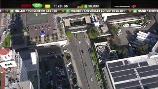 2013 Long Beach Race Broadcast - ALMS - Tequila Patron - ESPN - Racing - Sports Cars