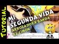 Como tocar MI SEGUNDA VIDA en Guitarra